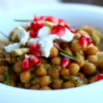 Ëndrrat arabe - Qiqra me shije arabe